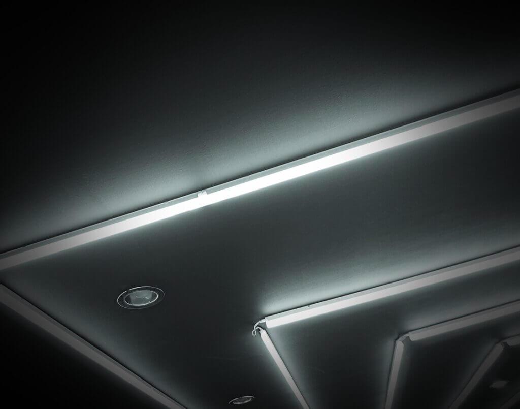 Die Abbildung zeigt Licht- & Elektrotechnik von Schulz - Gebäudetechnik in Bestform