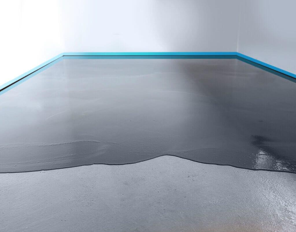 Die Abbildung zeigt Bodenbelag-Leistungen von Schulz - Licht- & Elektrotechnik in Bestform