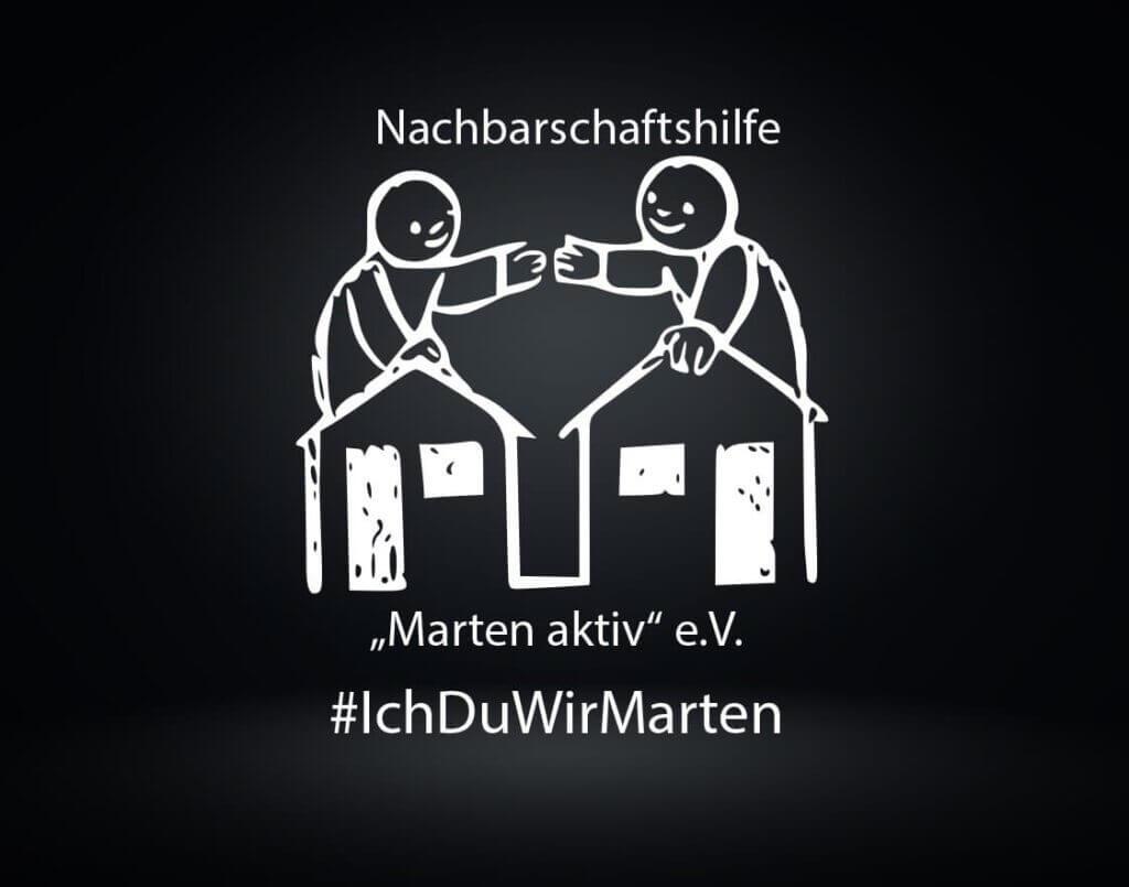 Die Abbildung zeigt das Logo von der Nachbarschaftshilfe - Social Engagment von Schulz