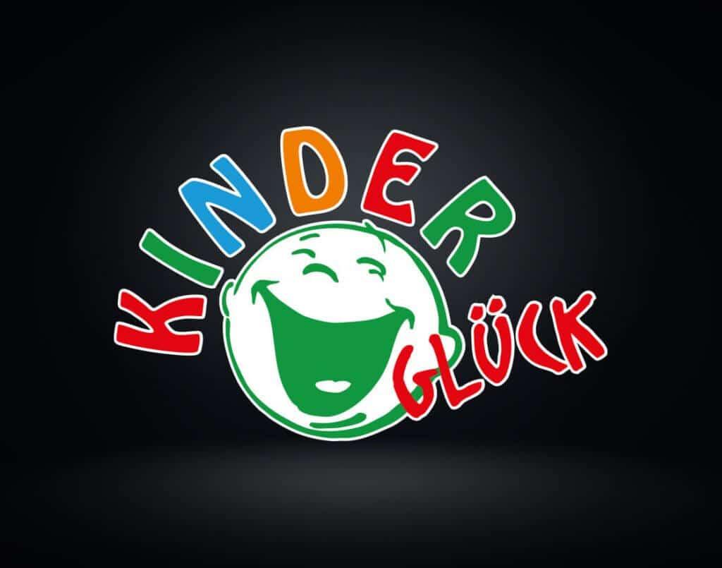Die Abbildung zeigt das Logo von Kinderglück - Social Engagment von Schulz