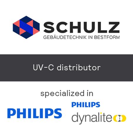 Die Abbildung zeigt UV-C Zertifikat - UVC-Desinfektion in Bestform